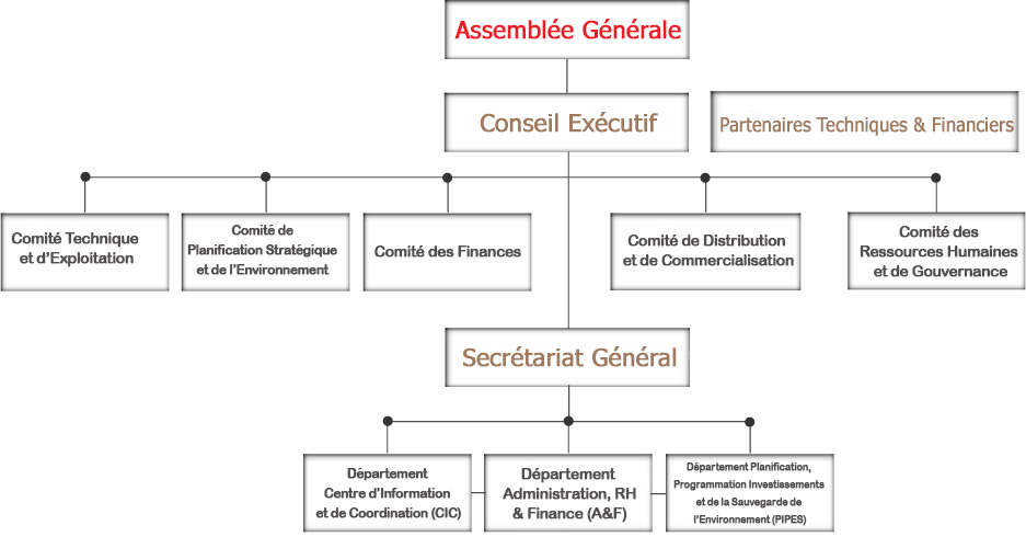 Structures de Gouvernance