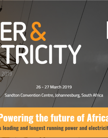 The Power & Electricity World Africa 2019